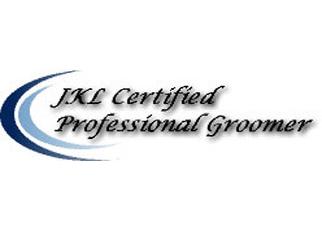 JKL Certified Professional Groomer